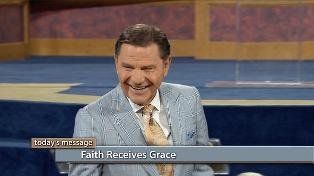 Faith is the only way to receive God's grace! By faith, you can receive what grace has done for you. Watch Kenneth Copeland on Believer's Voice of Victory as he shares the power of grace and the faith required to receive it.