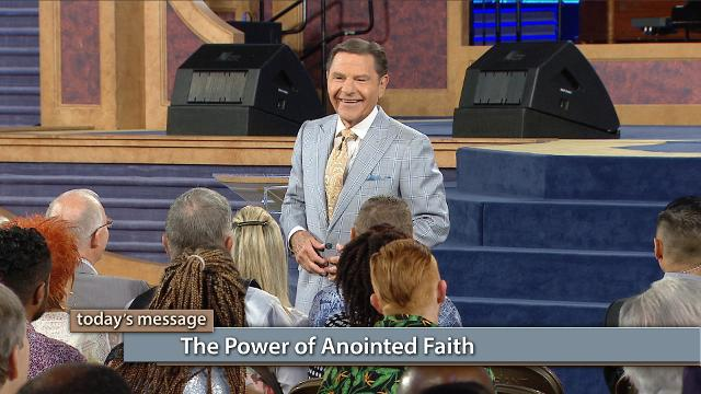 You don't just have the Spirit of God upon you, the Holy Spirit is inside you! Watch Kenneth Copeland on Believer's Voice of Victory discuss how you have the power needed to operate in the anointing because God is in you!