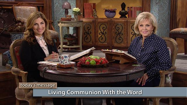 When Jesus was on the earth, He found Himself in the Word of God. Watch Gloria Copeland and Kellie Copeland on Believer's Voice of Victory as they share how you can know the Father's plans for you through the Word of God just as Jesus did.
