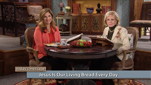 Jesus was the message of God's love sent to us. Hear from Gloria Copeland and Kellie Copeland on Believer's Voice of Victory as they explain how our job is to receive the beautiful message of the One who was sent.