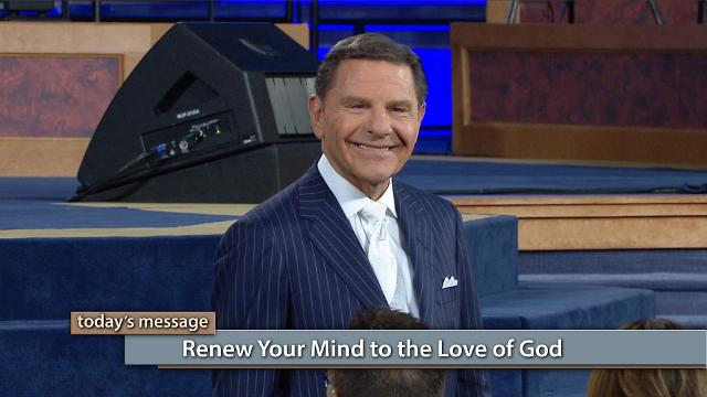 God doesn't just have love—He is Love! Watch Kenneth Copeland on Believer's Voice of Victory share how God finds no fault in you—He loves you! When you honor God by renewing your mind to the love of God, the powerful force of God's love will change your life.