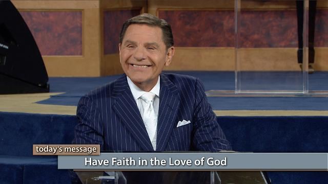 To walk in victory, you must walk in love. It isn't a feeling—it's a choice! Watch Kenneth Copeland on Believer's Voice of Victory share how you can have faith in the powerful force of God's love and walk in forgiveness.The more time you spend in His WORD, the easier it becomes!