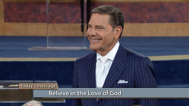 Believing in God's love for you is the key to everything you need! Watch Kenneth Copeland on Believer's Voice of Victory as he shares that when you set your mind upon the powerful force of God's love and choose to believe the truth, the truth will change the facts.