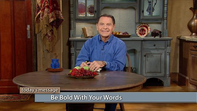 Are you ready to activate your faith and start a war on fear with your words? Take The WORD of The LORD, the message of Christ, and preach it with boldness! Watch Kenneth Copeland on Believer's Voice of Victory as he encourages you to boldly preach, teach and share by the leading of the Holy Spirit—without fear.