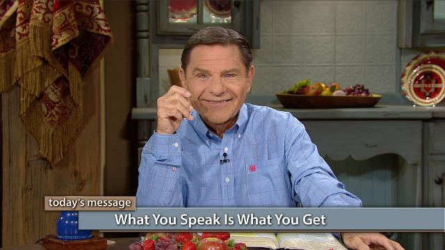 Do you want victory and prosperity? Then live your faith out loud by speaking God's WORD! Watch Kenneth Copeland on Believer's Voice of Victory as he shines a light on what you speak is what you get. If you want God's promises activated in your life—say what He says!