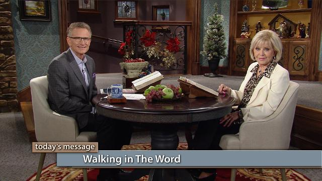 If you're looking for promotion in any area of your life, there is one sure way to get there—begin walking in the Word! Watch Gloria Copeland and Pastor George Pearsons on Believer's Voice of Victory share how when you arrange your schedule around the Word of God, instead of trying to make the Word fit your schedule, you will see supernatural increase and wealth transfer in your life!