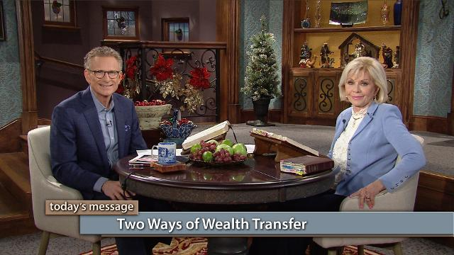 The supernatural wealth transfer is for you today! But how can you expect it to come? Watch Gloria Copeland and Pastor George Pearsons on Believer's Voice of Victory as they share two ways supernatural wealth transfers take place, and how to handle wealth with wisdom when it comes into your hands.