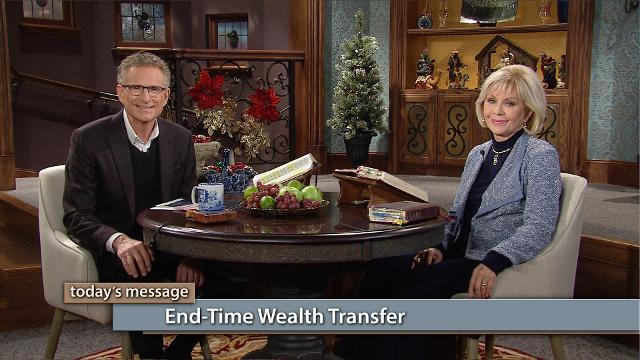 Watch Gloria Copeland and Pastor George Pearsons on Believer's Voice of Victory as they share how we are about to witness the largest transfer of property, goods and wealth from the hands of the devil, into the hands of God's people. Prepare to receive the supernatural, end-time wealth transfer!