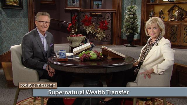 Are you ready to receive every single blessing God has for you? Watch Gloria Copeland and Pastor George Pearsons on Believer's Voice of Victory as they share how God wants us to take advantage of every covenant benefit—including the supernatural wealth transfer!