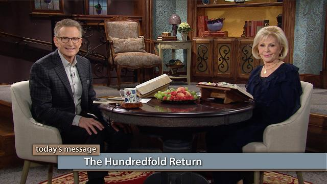 A financial inversion is coming, and you're the benefactor! Watch Gloria Copeland and Pastor George Pearsons on Believer's Voice of Victory teach how the hundredfold return comes to those who let the Word of God grow.