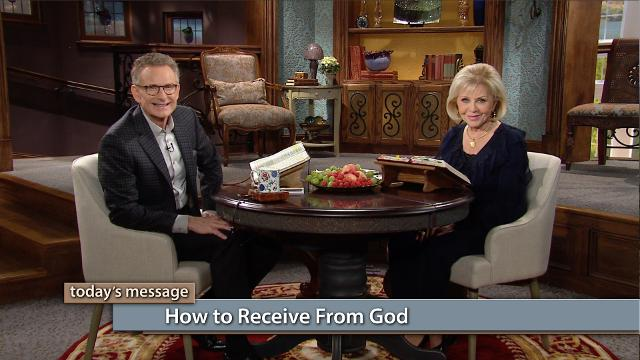 Do you need something in your life today? Follow God's success formula! Watch Gloria Copeland and Pastor George Pearsons on Believer's Voice of Victory explain how to receive from God using a special three-step action plan.