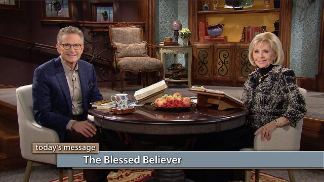 It's no secret. There is a formula for receiving the fullness of God's provision—and it's right in God's Word! Watch Gloria Copeland and Pastor George Pearsons on Believer's Voice of Victory review the profile of a wealthy believer straight from the Word of God. Become the blessed believer you are meant to be!