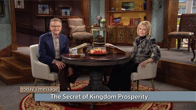 Do you know the secret of Kingdom prosperity? Watch Gloria Copeland and Pastor George Pearsons on Believer's Voice of Victory as they reveal Bishop David Oyedepo's insights about Kingdom prosperity. Learn the three covenant requirements for walking in financial dominion, and put them to work today!
