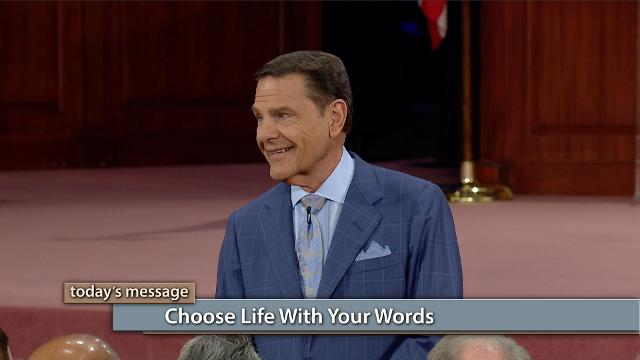 The fulfillment of God's promises in your life starts in your mouth! Watch Kenneth Copeland on Believer's Voice of Victory share how we cannot be moved by what we see or how we feel. You can choose life with your words!