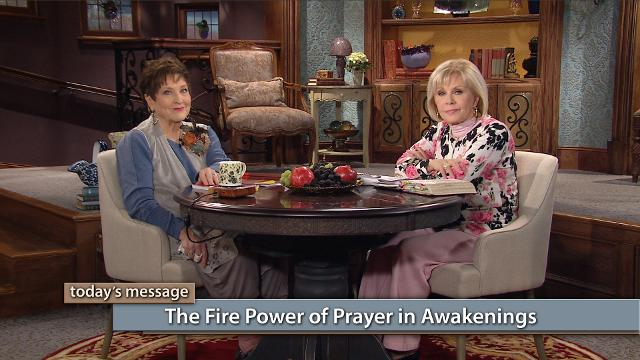 When you have a passion for Jesus and pray for our leaders first of all, you can be part of ushering in the next Great Awakening! Watch Gloria Copeland and Billye Brim on Believer's Voice of Victory as they unpack how the United States was born out of the Great Awakening. Over the course of history, Christians releasing the firepower of prayer in awakenings has brought the Holy Spirit to fall with a rushing, mighty wind on our nation!