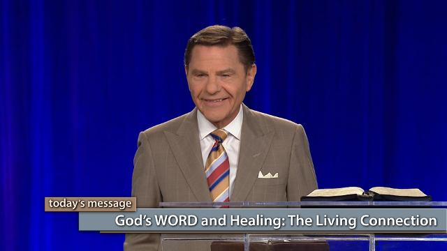 There is power in God's WORD! In this episode of Believer's Voice of Victory, Kenneth Copeland explores the healing power of God at work when you trust in and meditate on The WORD. If you are believing God for healing, then don't wait to understand the living connection between God's WORD and healing.