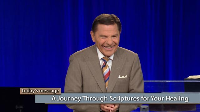 On today's Believer's Voice of Victory broadcast, Kenneth Copeland takes you on a journey through scriptures for your healing. Discover what God's WORD has to say about your healing. If you have wondered how to pray for healing and what to do if nothing happens, then this is the episode for you.