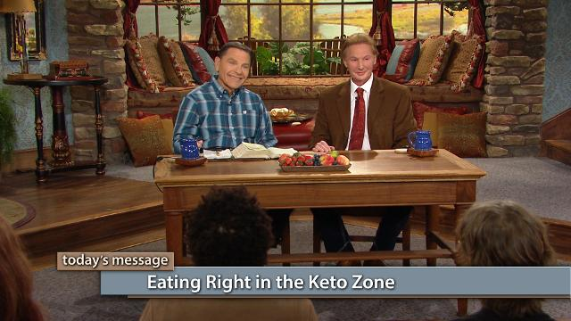 Watch Kenneth Copeland and Dr. Don Colbert on Believer's Voice of Victory as they share how eating right in the Keto Zone is the gateway to health and longevity. Learn how to beat food addiction for good, change your eating habits, and change your life by living a Keto Zone lifestyle!