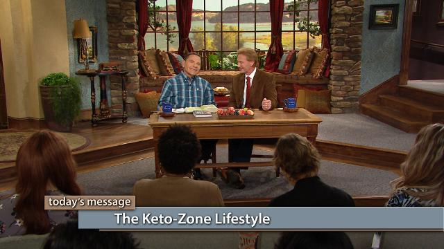 Watch Kenneth Copeland and Dr. Don Colbert on Believer's Voice of Victory as they share how your body is not your own. It was bought with a price—the precious blood of Jesus. Lay food on the altar today, and determine to care for your body by living the Keto Zone lifestyle.