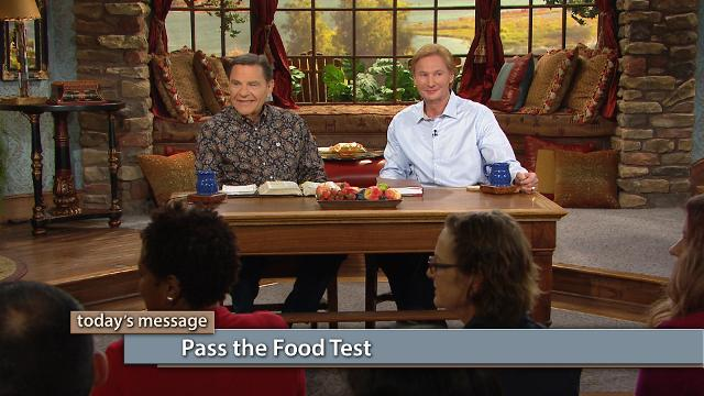 Watch Kenneth Copeland and Dr. Don Colbert on Believer's Voice of Victory as they give you answers to pass the food test. You can take victory over food once and for all! Learn to stand firm for a healthy body by resisting the flesh and speaking against temptation. Losing weight and getting healthy is possible with faith and determination!
