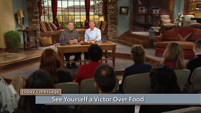 What are you speaking over your health, weight and body? Watch Kenneth Copeland and Dr. Don Colbert on Believer's Voice of Victory and learn how your words are a critical part of being able to see yourself a victor over food and temptation. In Jesus, you can crucify your flesh, take victory over food, and have the healthiest year of your life!