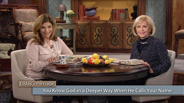 You know God in a deeper way when He calls your name! Jesus desires more from us than a vague prayer or time spent with Him as a religious duty. Watch Gloria Copeland and Kellie Copeland on Believer's Voice of Victory explain how talking to Jesus as your Best Friend brings real victories—from the smallest issues to the greatest trials.