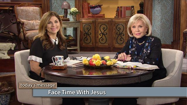Do you have face time with Jesus? God has always wanted us to fully experience His love through His Son, Jesus! Watch Gloria Copeland and Kellie Copeland on Believer's Voice of Victory to hear how you can receive the supernatural pouring out of God's face-to-face presence in your own life.