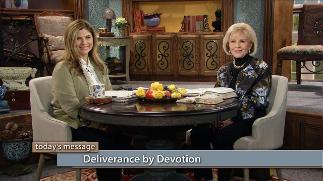 The farther you get from the fire, the colder you get. Watch Gloria Copeland and Kellie Copeland on Believer's Voice of Victory to hear how obedience and staying close to Jesus prepares you to overcome any trouble or temptation. Get deliverance by devotion!