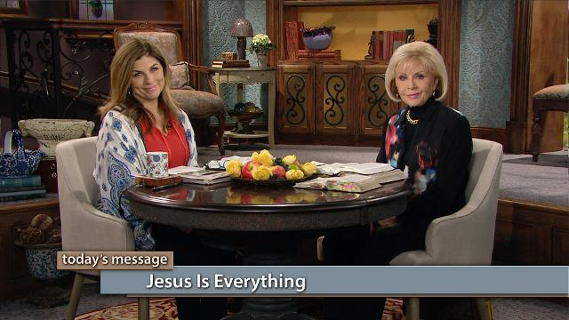 Jesus is everything, and all that He is has been offered freely to those who give all that they are! Watch Gloria Copeland and Kellie Copeland on Believer's Voice of Victory as they reveal that when you give God your time, He will make it worth every minute.