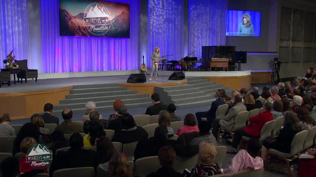 God is good and He's committed to all of the good in your life. Hear Terri Copeland Pearsons share a message on believing the love of God, during the 2018 Miracles on the Mountain meeting. The greatest expression of the love is the precious blood of Jesus.