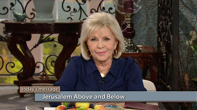 Watch Gloria Copeland and Billye Brim on Believer's Voice of Victory explain how our citizenship is in heaven, and God has prepared a heavenly Jerusalem for the Body of Christ! Learn what you can expect from Jerusalem above and below.