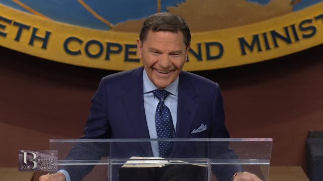 Join Kenneth Copeland for the Thursday evening offering message during the opening session of the 2018 Branson Victory Campaign.