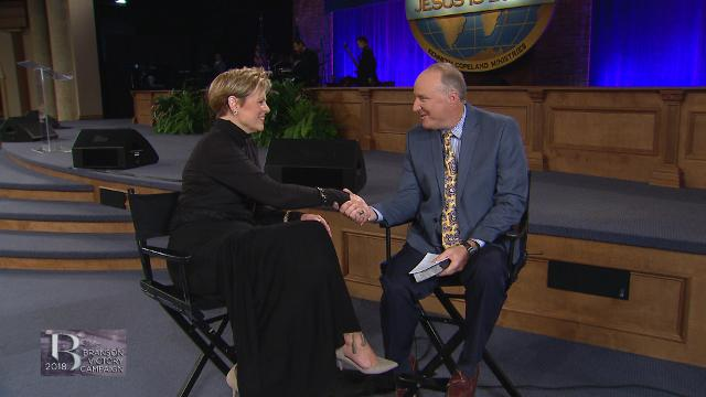 Enjoy more backstage interviews with Tim Fox as he talks with Nancy Dufresne of World Harvest Church in California, and David Leggett of New Life Fellowship in Iowa. Hear about the benefits of partnering with Kenneth Copeland Ministries.