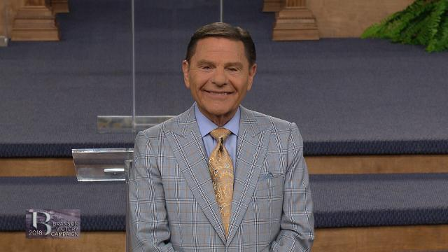 Kenneth Copeland shares about the great exchange that Jesus made for us. He gave His life for us so that we could be righteous and free from shame. Hear more of this message during the Friday morning session of the 2018 Branson Victory Campaign.