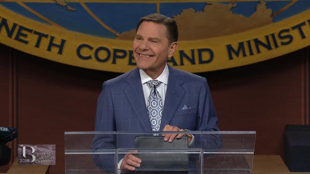 The whole kingdom of God operates according to the principles of planting, seedtime and harvest. Kenneth Copeland explains the hundredfold return is God's principle of return on your giving. Hear more during the Friday evening offering message of the 2018 Branson Victory Campaign.