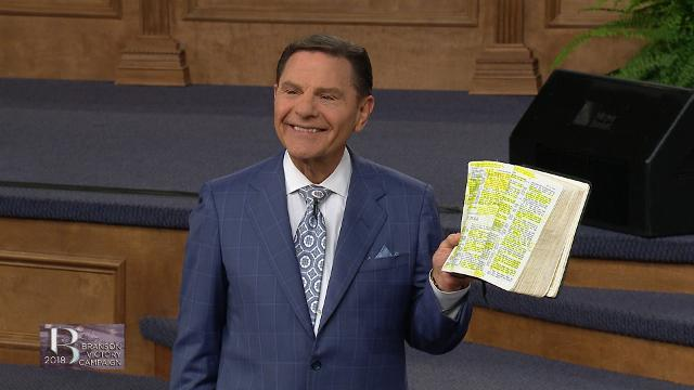 Jesus, the Name that is above every other name. There is power in the Name of Jesus and every believer has the authority to use it. Kenneth Copeland shares how to release the power that's in Jesus' Name and use it as a weapon against the forces of evil.