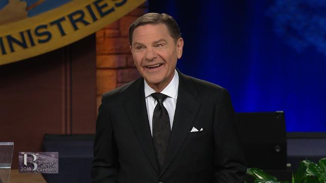 If you're needing healing in your body, you'll want to watch this Healing School with Kenneth Copeland. Not only are there testimonies of people healed at the end of the service; there are two people surprised by being healed in the middle of the service. Share in their excitement and let it build your faith to receive your healing. Get ready for miracles, manifestations and healing as you take it today!