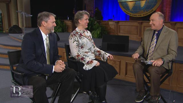 "Join Tim Fox for this final ""Branson Backstage"" as he interviews Steve and Cindy Irwin with Life by Design Ministries."