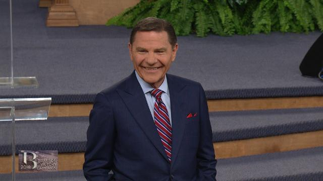 Be a part of the closing session of the 2018 Branson Victory Campaign as Kenneth Copeland ministers the Saturday evening offering message.