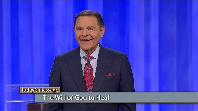 You can receive your healing today! God has given clear direction in His WORD for His people to be healed. Join Kenneth Copeland today on Believer's Voice of Victory, and discover the way to receive your healing!