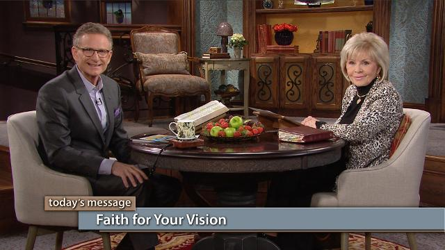 Are you ready to think big? In this episode of Believer's Voice of Victory, Gloria Copeland and George Pearsons teach you how to have faith for your vision so you are ready to answer the command to expand!