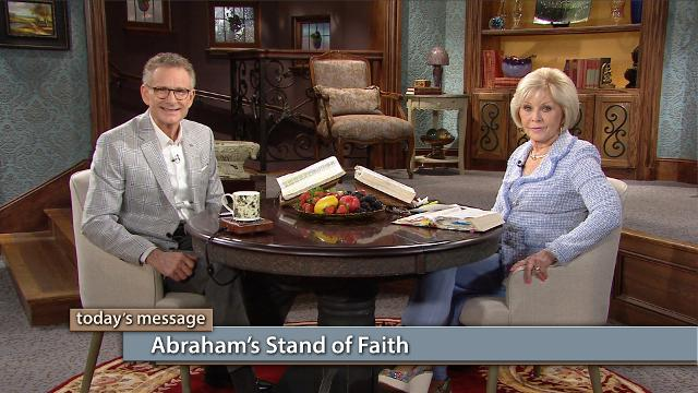 In this episode of Believer's Voice of Victory, Gloria Copeland and George Pearsons continue teaching about how to increase your faith in God with the Word of God. They explore Abraham's stand of faith as outlined in Romans 4, and discuss how the passage impacts your Christian walk.