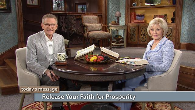 "Gloria Copeland and George Pearsons show you how to release your faith for prosperity in this last episode of ""How to Develop an Uncommon Faith"" series on Believer's Voice of Victory. Tune in and continue learning how to increase your faith in God for powerful results!"