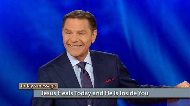 The healing power of God is working in you right now! Do you believe it? Are you ready to receive your healing by faith? If so, watch this episode of Believer's Voice of Victory with Kenneth Copeland. Hear what The WORD of God has to say about your healing through Jesus Christ, who lives inside you. Don't miss this episode.