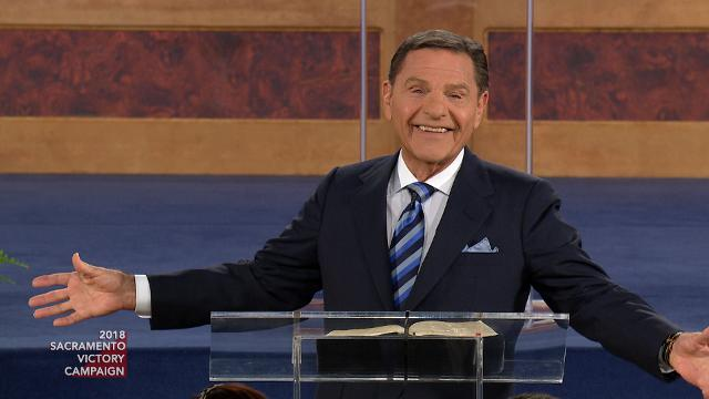 Be a part of the 2018 Sacramento Victory Campaign as Kenneth Copeland opens the Thursday evening session with an offering message on seeking God first.