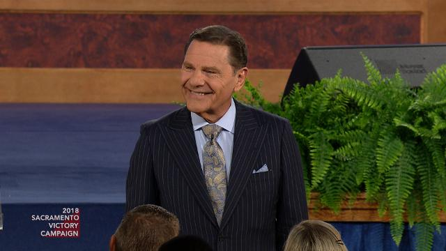 Jesus said only what the Father said and did only what the Father did. Hear how the anointing exchange takes place as Kenneth Copeland teaches during the 2018 Sacramento Victory Campaign.