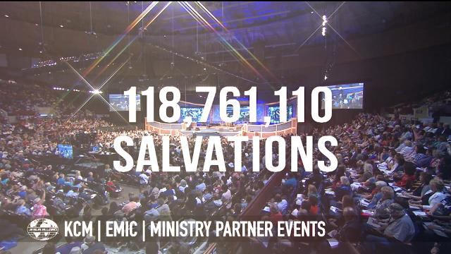 Kenneth Copeland shares encouraging testimonies and the 2017 accomplishments of Kenneth Copeland Ministries during this Friday morning partnership message. Also hear the benefits of becoming a partner with KCM and partaking in the anointing exchange during the 2018 Sacramento Victory Campaign.