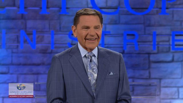 Join Kenneth Copeland as he teaches on the biblical view of financial giving during the Friday evening session of the 2018 Sacramento Victory Campaign.