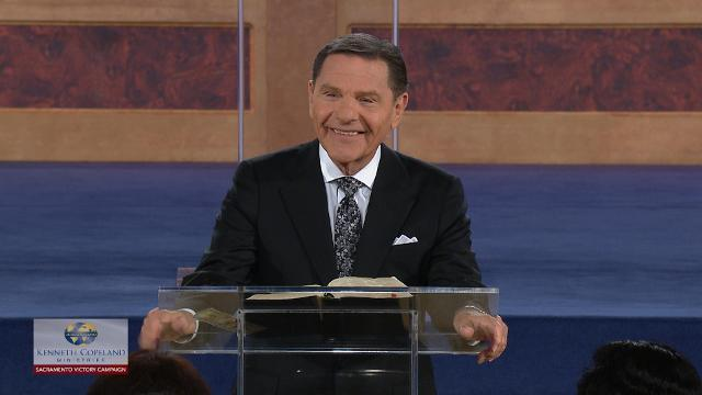Kenneth Copeland teaches in-depth on God's kingdom finances and kingdom economy during the Saturday evening offering message at the 2018 Sacramento Victory Campaign.