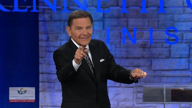 As this final session of the 2018 Sacramento Victory Campaign concludes, Kenneth Copeland shares how the fundamentals of faith should be the truths that guide and govern our lives. Hear more details during this Saturday evening session.